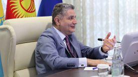 Председатель коллегии Евразийской экономической комиссии Тигран Саргсян. Фото ЕЭК