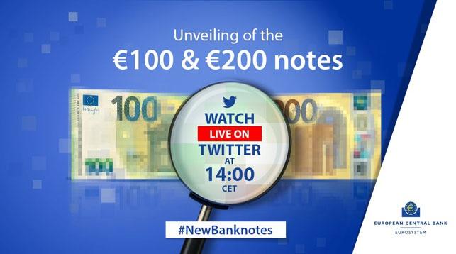 Фото из Twitter-аккаунта European Central Bank