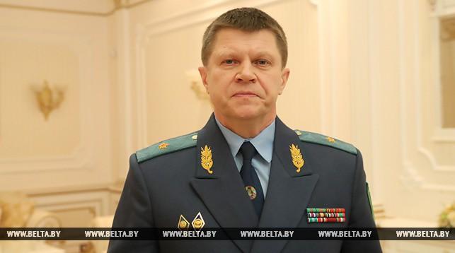 Юрий Сенько. Фото из архива