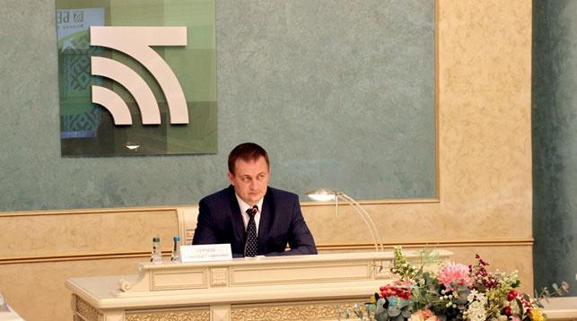 """Александр Турчин. Фото ОАО """"АСБ Беларусбанк"""""""