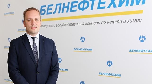 """Владимир Сизов. Фото """"Белнефтехима"""""""