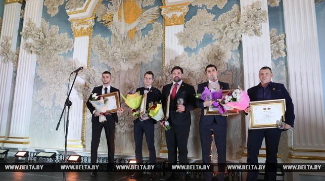 """Победители в номинации """"Успешный старт"""""""