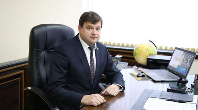 Андрей Бунаков. Фото belneftekhim.by