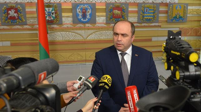 Игорь Ляшенко. Фото посольства Беларуси в России