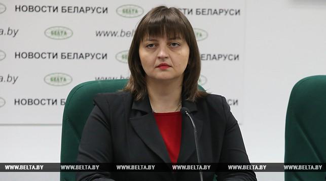 Елена Лихимович. Фото из архива