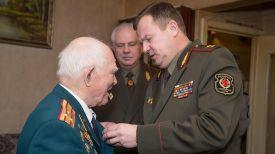 Василий Мичурин и Андрей Равков. Фото Министерства обороны
