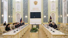Во время встречи. Фото Генпрокуратуры РФ