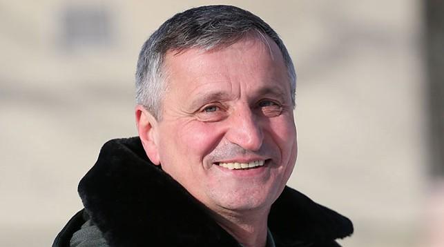 """Юрий Голуб. Фото """"Белорусской лесной газеты"""""""