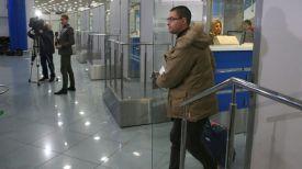Турист из Италии Рикардо Бьянки прилетел в Беларусь без визы. Фото из архива