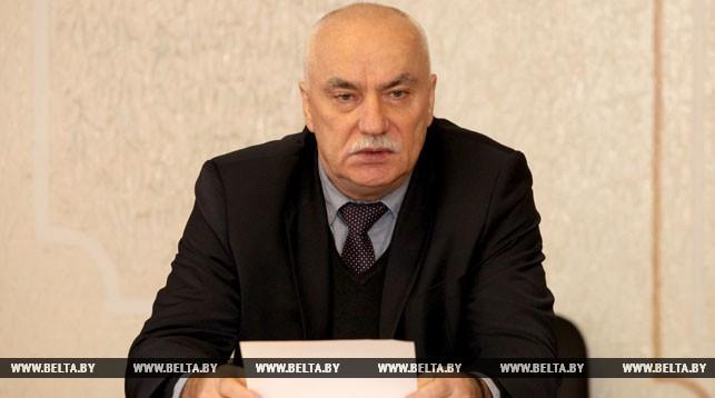 Сергей Попков. Фото из архива