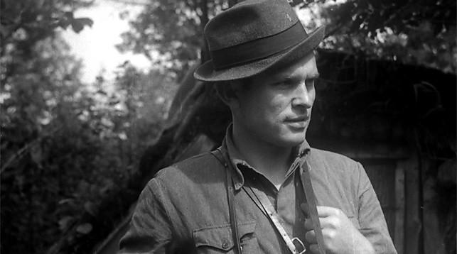 Фотокорреспондент БЕЛТА Владимир Лупейко. 1943 год
