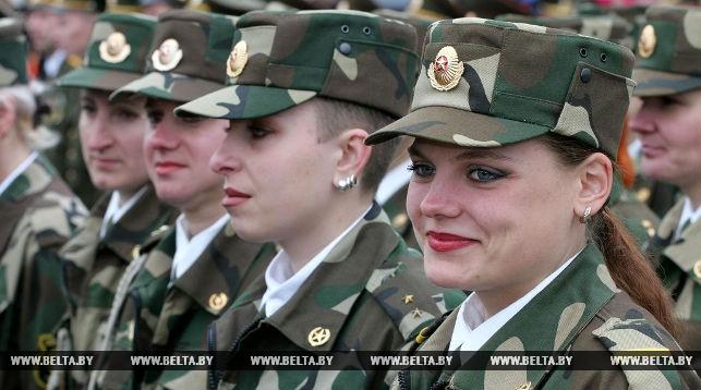Работа в минске в армии для девушек работа беременным моделью