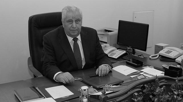 Валентин Величко. Фото из архива МИД