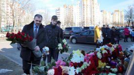 Виктор и Николай Лукашенко