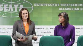 Наталья Эйсмонт и Ирина Акулович