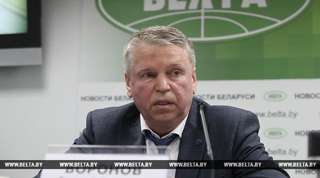 Евгений Воронов. Фото из архива