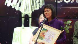 Генеральный директор Белорусского телеграфного агентства Ирина Акулович