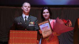 Семья Тепляковых. Фото Министерства обороны
