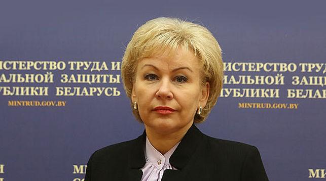 Ирина Костевич. Фото из архива