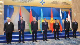 Участники заседания. Фото ОДКБ