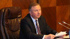 Андрей Кобяков во время заседания