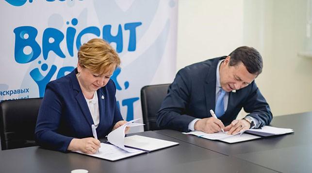 Ольга Мычко и Георгий Катулин. Фото официального сайта Европейских игр