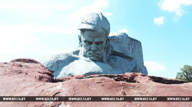 Брестская крепость. Фото из архива