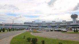 Национальный аэропорт Минск. Фото из архива
