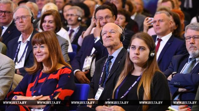 Во время конгресса