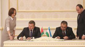 Подписание соглашения между правительствами о сотрудничестве в области науки и технологий