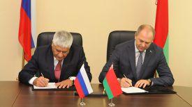 Владимир Колокольцев и Иван Носкевич. Фото Следственного комитета