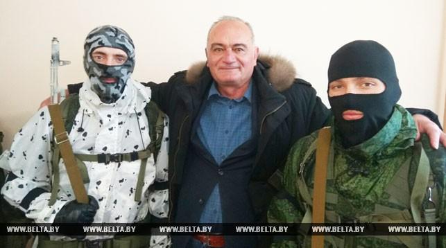 Чрезвычайный и Полномочный Посол Сербии в Беларуси Велько Ковачевич