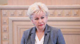 Министр труда и социальной защиты Ирина Костевич
