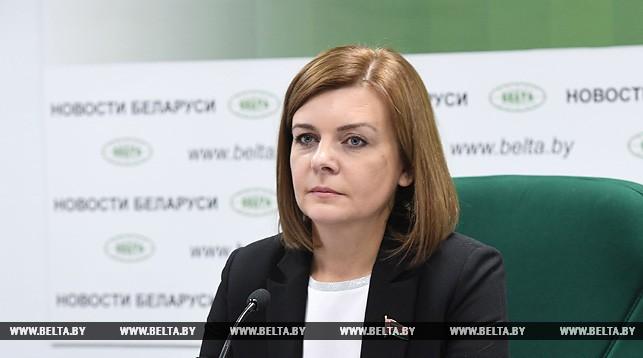 Ирина Старовойтова. Фото из архива