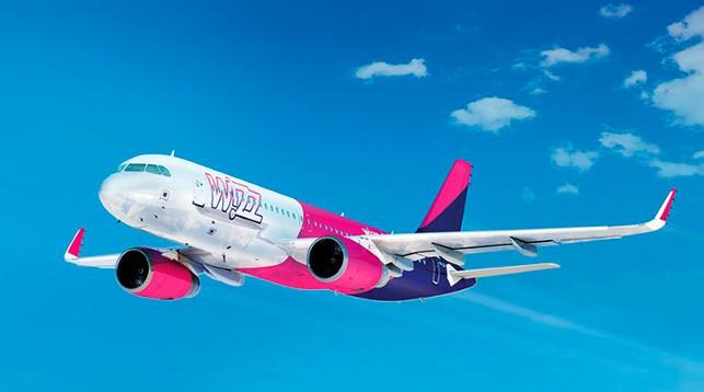 Фото Wizz Air