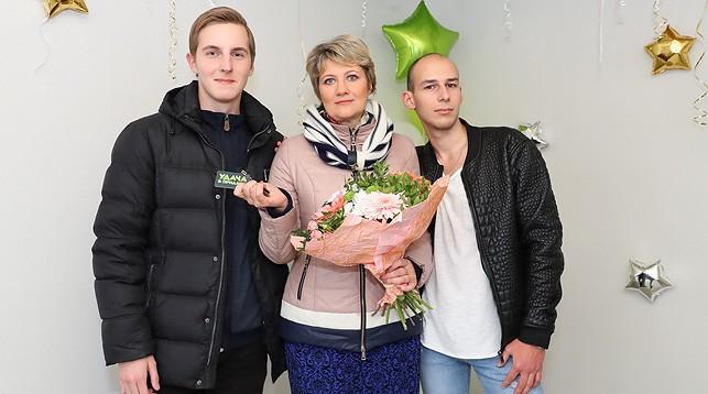 Удачным товаром для ведущего специалиста банка Натальи Никитиной из Гомеля стало печенье к чаю!