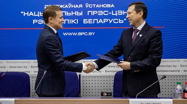 Кьелл Штайн и Георгий Катулин. Фото Дирекции II Европейских игр