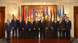 Участники встречи. Фото Госсекретариата Совета Безопасности