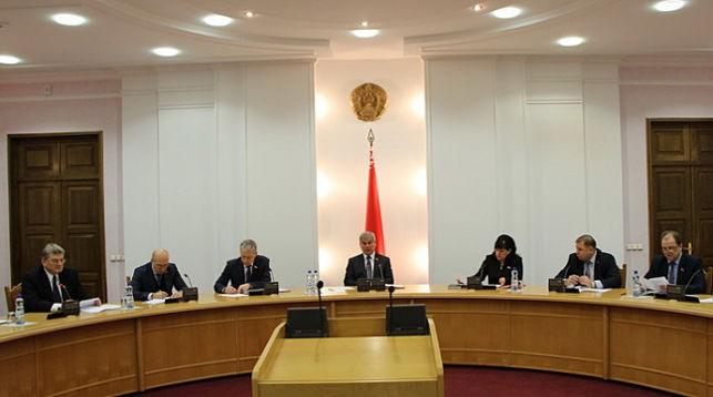 Во время заседания. Фото Палаты представителей