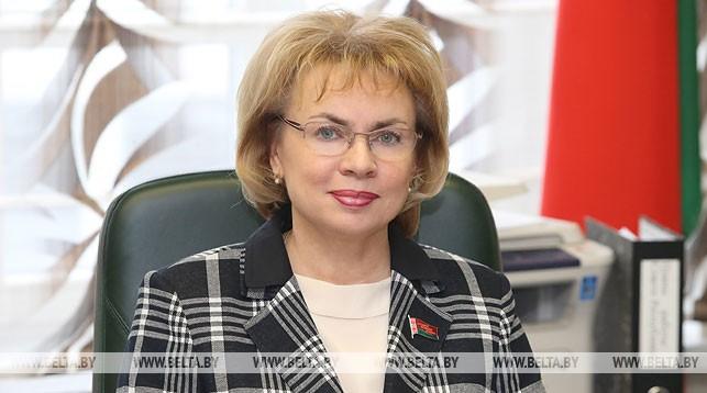 Марианна Щеткина. Фото из архива