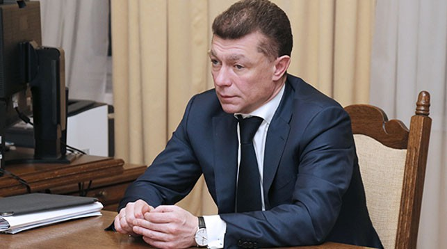 Министр труда и социальной защиты Российской Федерации Максим Топилин. Фото gov39.ru