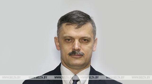 Министр спорта и туризма Беларуси Сергей Ковальчук. Фото из архива