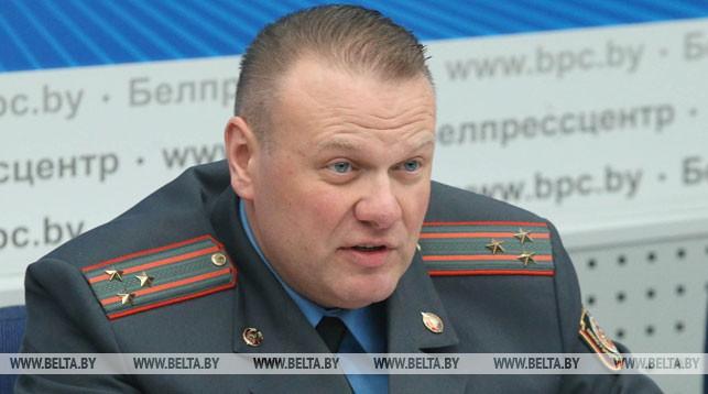 Милиция с 31 декабря переходит на усиленный вариант несения службы