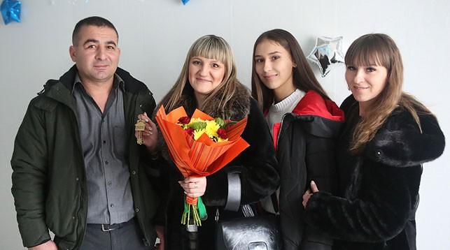 У семьи старшего кассира Светланы Гулиевой из Орши теперь есть собственная квартира – в Минске!