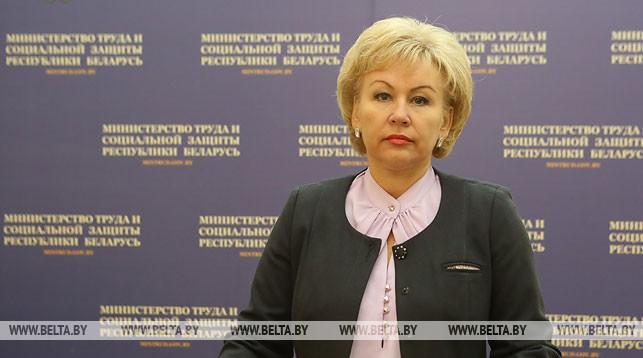 Костевич рассказала, как будут расти зарплаты и пенсии в 2019 году