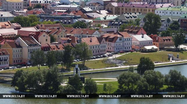 Минск. Фото из архива