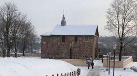 Коложская церковь XII века. Фото из архива