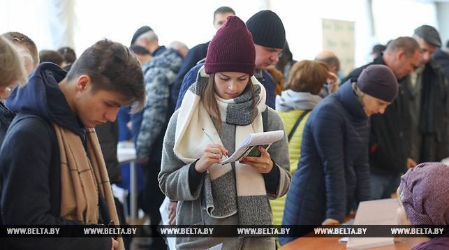 """В Пинске для безработных организуют день предприятия """"Полесье"""""""