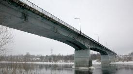 Мост через Западную Двину в Новополоцке
