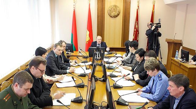 Фото Генеральной прокуратуры